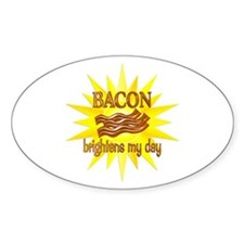 Bacon Brightens Decal