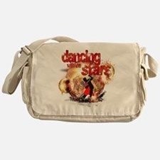 Dancing with the Stars Disco Messenger Bag