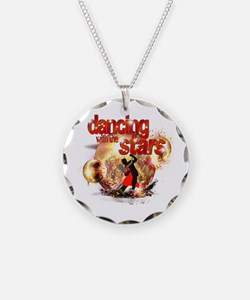 Dancing with the Stars Disco Necklace