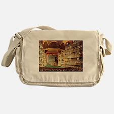 Drury Lane Theatre 1809 Messenger Bag