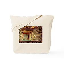 Drury Lane Theatre 1809 Tote Bag