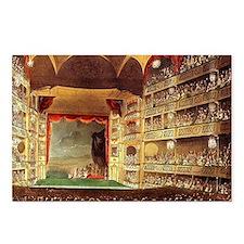 Drury Lane Theatre 1809 Postcards (Package of 8)