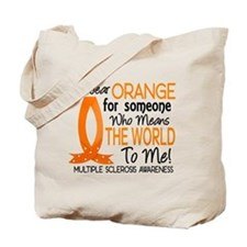 Means World To Me 1 Multiple Sclerosis Shirts Tote