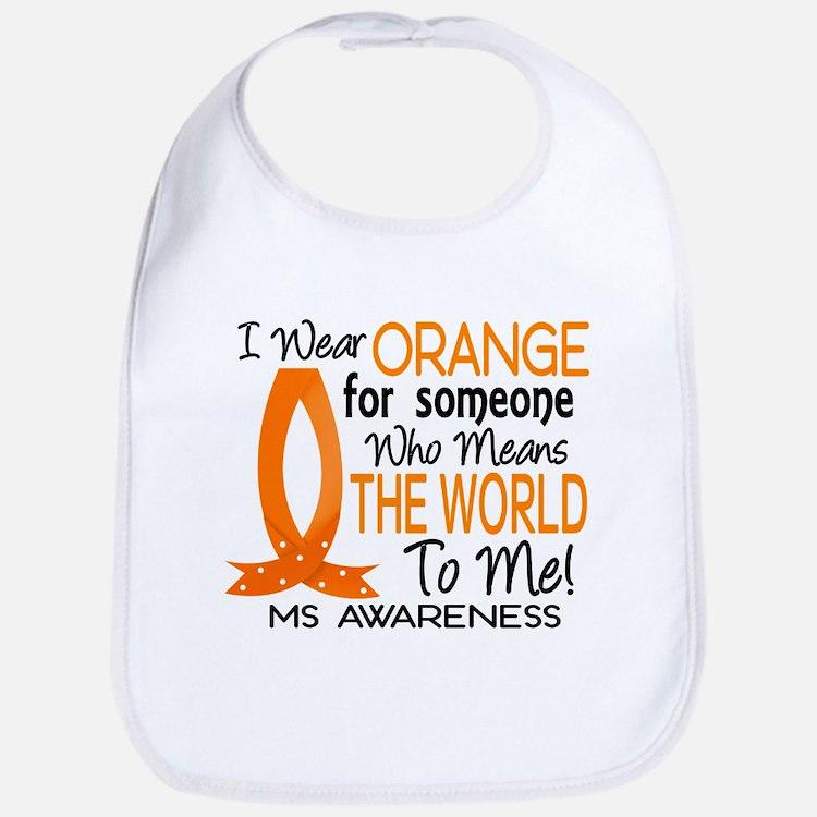 Means World To Me 1 MS Shirts Bib