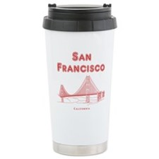 San Francisco Travel Coffee Mug