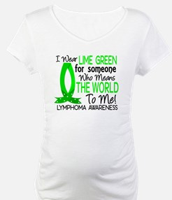 Means World To Me 1 Lymphoma Shirts Shirt