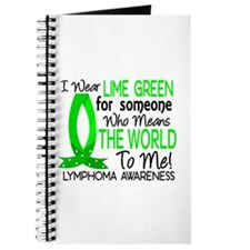 Means World To Me 1 Lymphoma Shirts Journal
