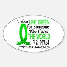 Means World To Me 1 Lymphoma Shirts Decal
