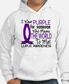Means World To Me 1 Lupus Shirts Hoodie