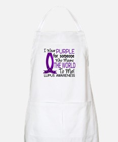 Means World To Me 1 Lupus Shirts Apron