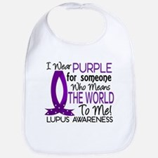 Means World To Me 1 Lupus Shirts Bib