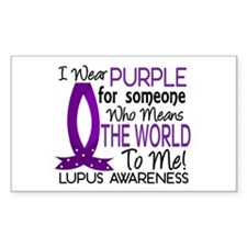 Means World To Me 1 Lupus Shirts Decal