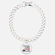 Means World To Me 1 Lung Cancer Shirts Bracelet