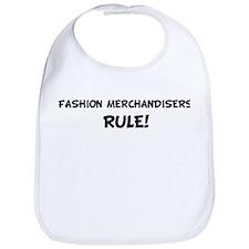 FASHION MERCHANDISERS Rule! Bib