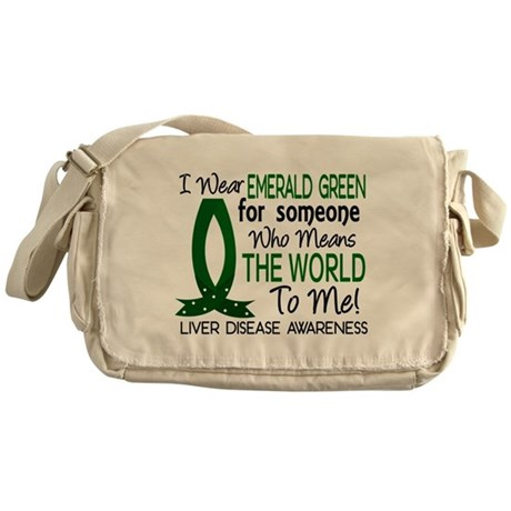 Means World To Me 1 Liver Disease Shirts Messenger