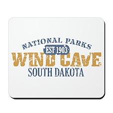 Wind Cave Park South Dakota Mousepad