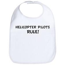 HELICOPTER PILOTS Rule! Bib