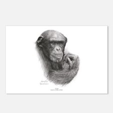 """Great Ape""""Grub 'Style #3 Postcards (Package of 8)"""