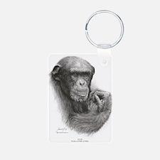 "Great Ape""Grub 'Style #3 Keychains"