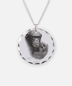 """Great Ape""""Grub 'Style #3 Necklace"""