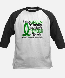 Means World To Me 1 Kidney Disease Shirts Tee