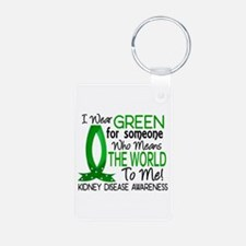 Means World To Me 1 Kidney Disease Shirts Keychains