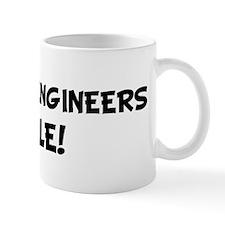 NUCLEAR ENGINEERS Rule! Mug
