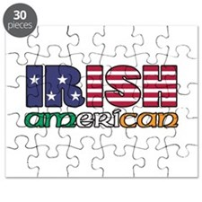 Irish-US Flags Puzzle
