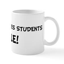 MUSEUM STUDIES STUDENTS Rule! Mug