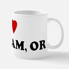 I Love Gresham Mug