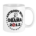 Anybody but Obama Mug