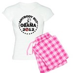 Anybody but Obama Women's Light Pajamas