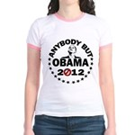 Anybody but Obama Jr. Ringer T-Shirt