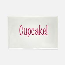 Cute Cupcake Rectangle Magnet (10 pack)