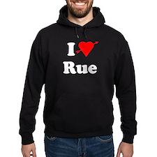 I Heart Love Rue Hoodie