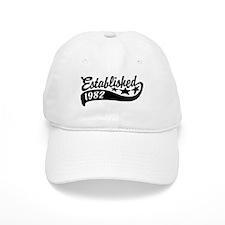 Established 1982 Baseball Cap