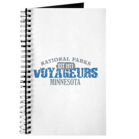 Voyageurs Park Minnesota Journal