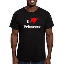 I Heart Love Primrose T