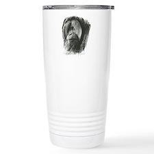 orangutan,Sammy,Great Ape Travel Mug