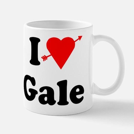 I Heart Love Gale Mug