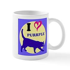 Purrple Mug