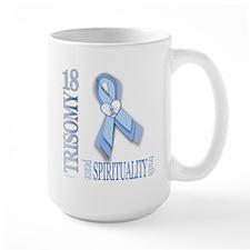 T18 Awareness Ribbon Mug