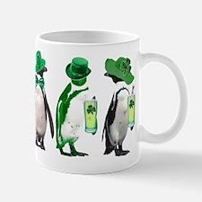 Irish penguins Mug