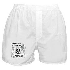 Spooky 75th Undergarments Boxer Shorts