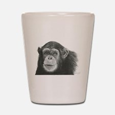 Chimpanzee,KODUA Shot Glass