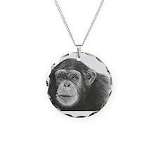 Chimpanzee,KODUA Necklace