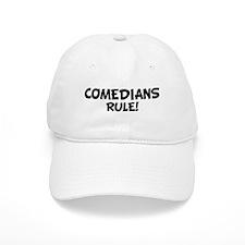 COMEDIANS Rule! Baseball Baseball Cap