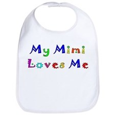My Mimi Loves Me! (Multi) Bib