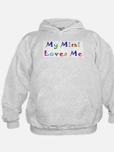 My Mimi Loves Me! (Multi) Hoodie