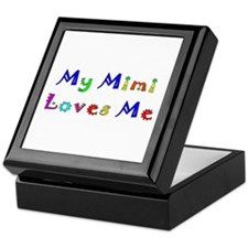 My Mimi Loves Me! (Multi) Keepsake Box